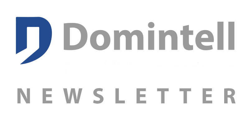 logo Domintell newsletter