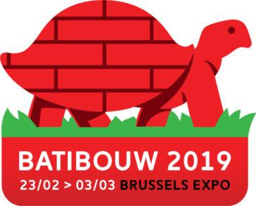 logo promotionnel de Batibouw 2019