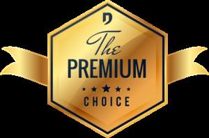 Logo de qualité premium Domintell