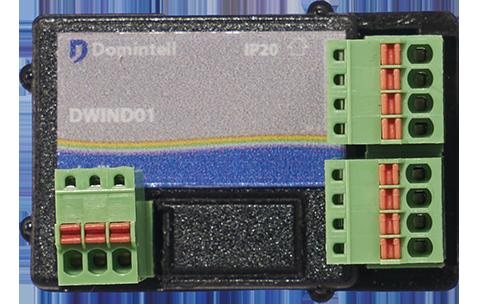interface pour module DWIND01