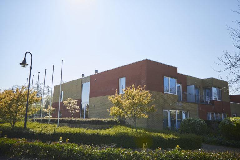 vue extérieure de la résidence-service à Arendonk