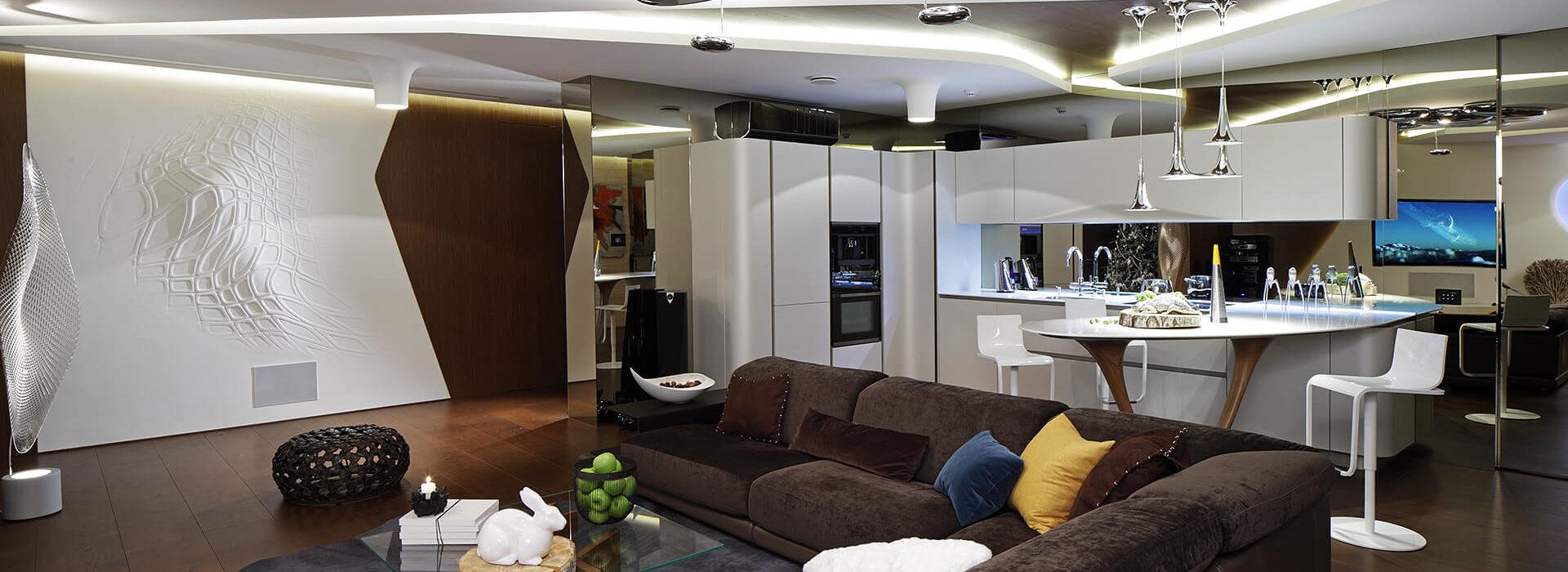 appartement design à Riga