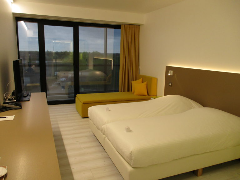 chambre dans l'hôtel Corbie de Lommel