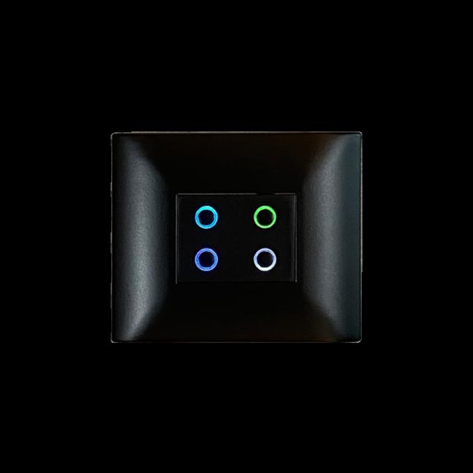 bouton-poussoir 4 touches DBPC04-B