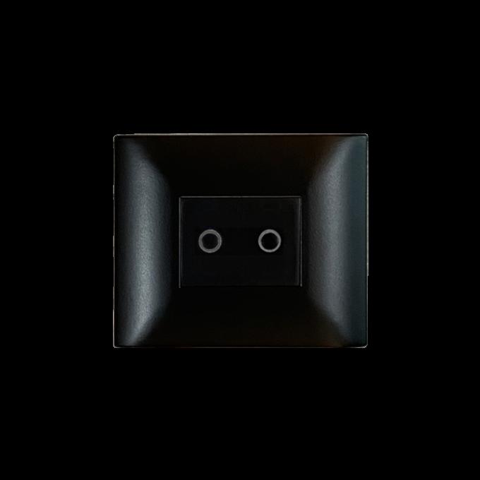 bouton-poussoir 2 touches DBPT02-B