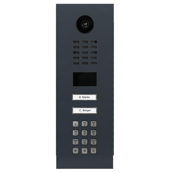 vidéophone Doorbird modèle D2102k